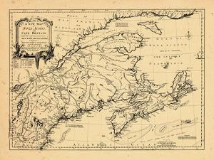 1755, New Brunswick, Massachusetts, Nova Scotia, Maine, Newfoundland and Labrador, New Hampshire