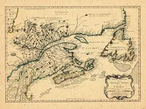 1755, New Brunswick, Newfoundland and Labrador, Nova Scotia, Prince Edward Island