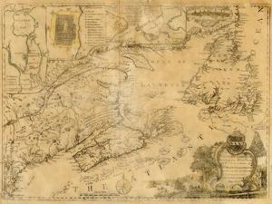 1759, New Brunswick, Newfoundland and Labrador, Nova Scotia, Prince Edward Island