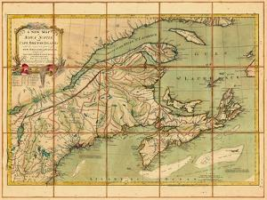 1775, Nova Scotia, Prince Edward Island, Maine Massachusetts