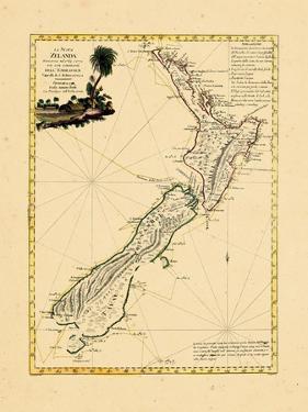 1778, New Zealand