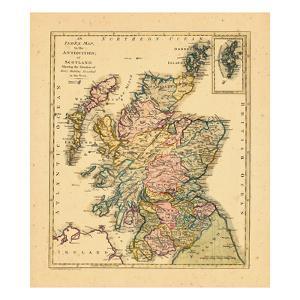 1791, Antiquities of Scotland, United Kingdom