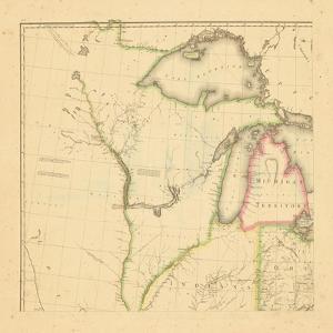 1812, Wisconsin, Ohio, Michigan, Indiana, Illinois