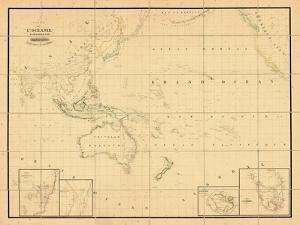 1831, Indonesia, Malaysia, Philippines, Oceania
