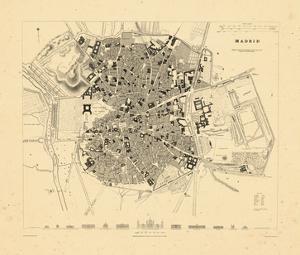 1831, Madrid, Spain