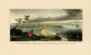 1833, Portland, Maine