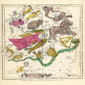 1835, Constellations April - June