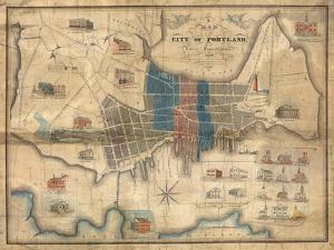1836, Portland, Maine