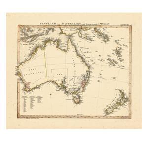 1841, Australia, New Zealand