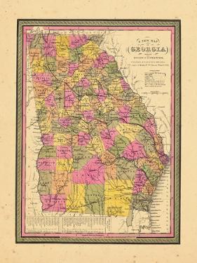 1846, Georgia, United States