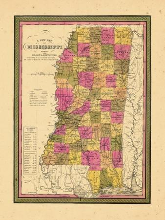 1846, Mississippi, United States
