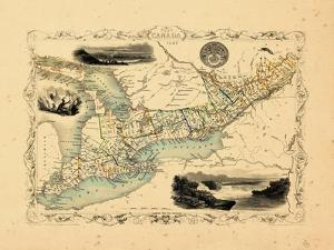 1848, Canada, Ontario, Quebec