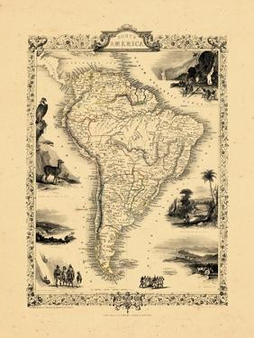 1848, South America