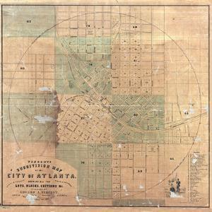 1850s, Atlanta, Georgia, United States