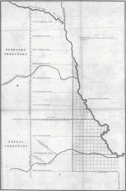 1854, Kansas and Nebraska