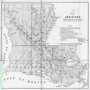 1854, Louisiana