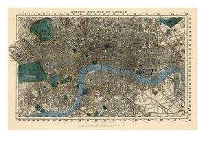 1860, England, London