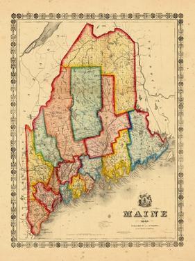 1860, Maine
