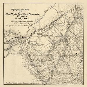 1862, Port Republic, Virginia, United States