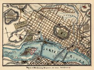 1863, Richmond, Virginia, United States