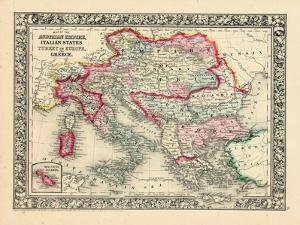 1864, Albania, Austria, Bulgaria, Croatia, Greece, Hungary, Italy, Romania, Russia