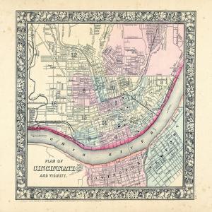 1864, Cincinnati Mitchell Plate, Ohio, United States