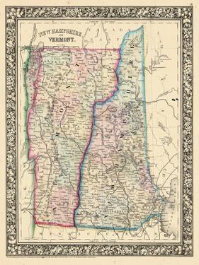 1864, New Hampshire, Vermont, United States
