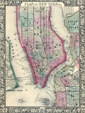 1864, New York, Brooklyn, Manhattan, Jersey City, Hoboken, New Jersey, United States
