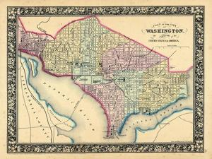 1864 washington dc district of columbia united states