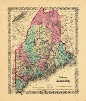 1866, Maine