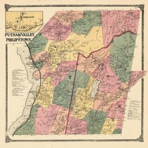 1867, Putnam Valley and Philipstown, Oregon, New York, United States