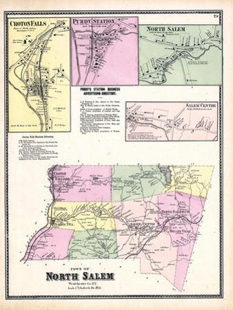 1867, Salem, Croton Falls, Salem Town North, New York, United States
