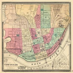 1868, Cincinnati, Ohio, United States