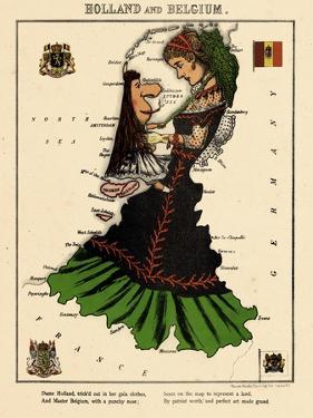 1868, Holland, Belgium