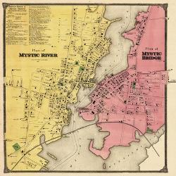 Affordable Maps Of Connecticut Posters For Sale At Allposterscom - Connecticut-on-the-us-map