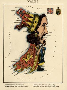 1868, Wales