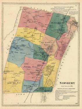 1869, Simsbury, Connecticut, United States