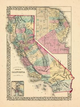 1870, California