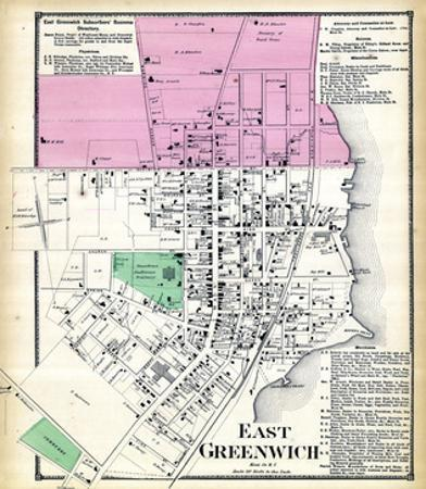 1870, Greenwich Town East, Rhode Island, United States