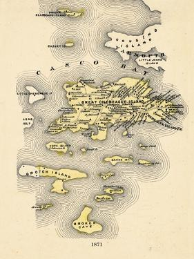 1871, Great Chebeague Island, Maine, United States