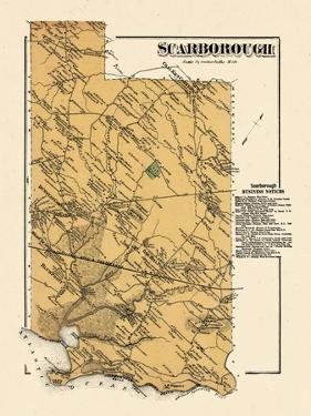 1871, Scarborough, Maine, United States