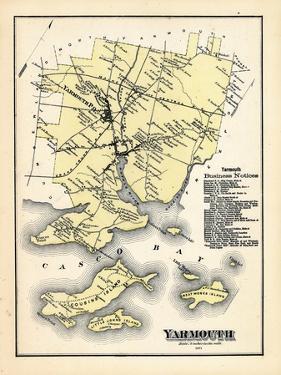1871, Yarmouth, Maine, United States