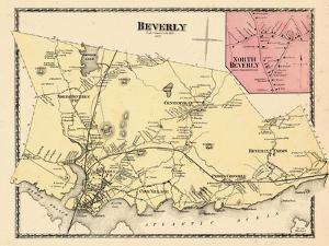 1872, Beverly, North Beverly, Massachusetts, United States