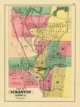 1872, Scranton City, Pennsylvania, United States