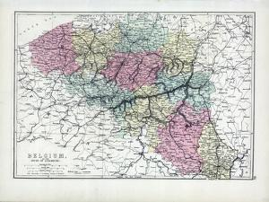 1873, Belgium, Duchy of Luxemburg