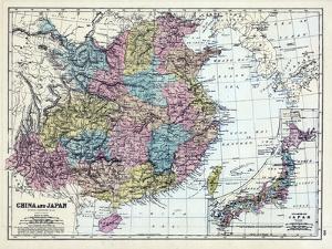 1873, China, Japan