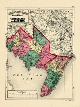 1873, Cumberland and Cape May Counties, New Jersey, United States