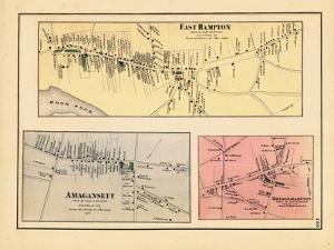 1873, East Hampton, Amoganset, Bridge Hampton Town, New York, United States