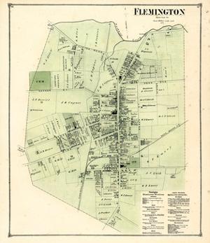 1873, Flemington, New Jersey, United States