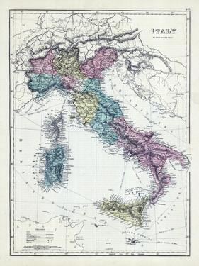 1873, Italy